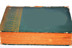 Thailändsk stil för gammal bok Arkivfoton