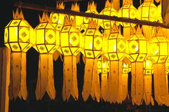Thailändsk stillampa royaltyfria bilder