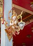 Thailändsk stillampa Arkivfoton