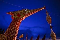 Thailändsk svan Royaltyfri Fotografi