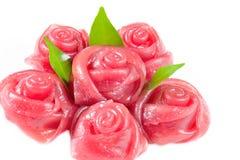 Thailändsk sweetmeatgrupp Arkivfoton