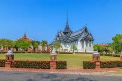 Thailändsk tempel Arkivfoton