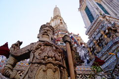 Thailändsk tempel Royaltyfri Fotografi