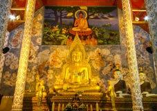 Thailändsk tempel - Prae Thailand Royaltyfria Bilder