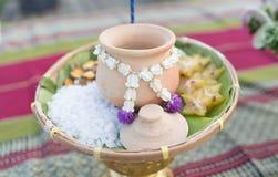 Thailändsk traditionell medicin royaltyfria foton