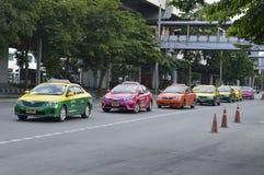 Thailändsk tuktukbil Royaltyfria Foton