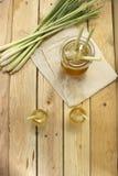 Thailändsk växt- drink för Lemongrass Royaltyfri Bild