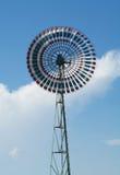 Thailändsk vindturbin Fotografering för Bildbyråer