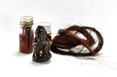 Thailändsk Woodoo docka Arkivfoto