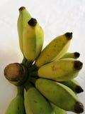 Thailändska bananer Arkivfoto