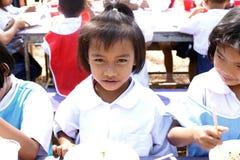 Thailändska barn Royaltyfria Bilder