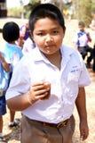 Thailändska barn Royaltyfri Foto