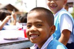Thailändska barn Royaltyfri Fotografi