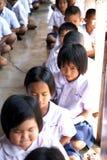 Thailändska barn Royaltyfria Foton
