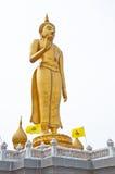Thailändska Buddha i Thailand Arkivfoton