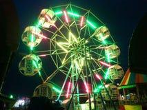 Thailändska Ferris Wheel royaltyfri bild
