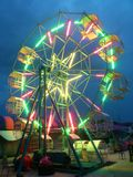 Thailändska Ferris Wheel fotografering för bildbyråer