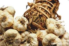 Thailändska garlics Arkivbilder