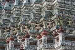 Thailändska jättar Royaltyfri Foto