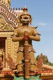 Thailändska jätte- statyer Arkivfoto