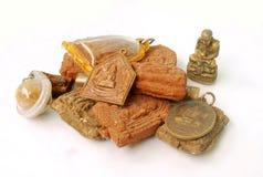 Thailändska sakrala objekt royaltyfri foto