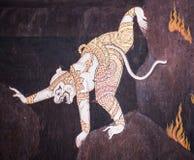 Thailändska tempel Arkivbild