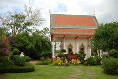Thailändska trädgårdar arkivfoton