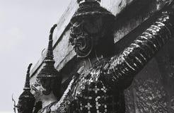 THAILÄNDSKA YAK WAT Royaltyfria Foton