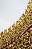 Thailändskt hantverk: THAILÄNDSK modell för LAI Royaltyfri Fotografi