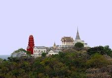 Thailändskt historiskt parkerar Royaltyfria Foton