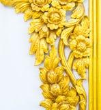 Thailändskt konstverk Arkivfoto