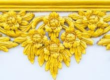 Thailändskt konstverk Royaltyfria Bilder