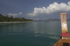 Thailändskt landskap Arkivbild