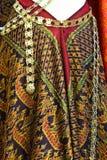 Thailändskt silke. royaltyfria bilder