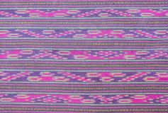 Thailändskt silke Arkivbilder