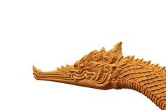 Thailändskt snida för stearin Arkivfoto