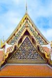 Thailändskt tempel Royaltyfri Foto