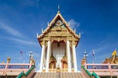Thailändskt tempel Fotografering för Bildbyråer