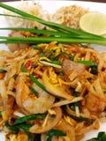 Thailändskt Thailand matblock Arkivbild