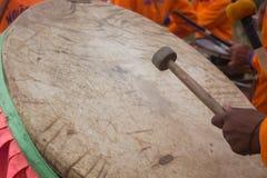 Thailändskt traditionellt musikinstrument för valsar, Thailand arkivbilder