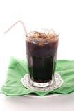 Thailändskt utforma svart kaffe. royaltyfri foto