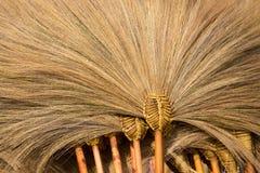 Thailändskt utforma träkvaster Royaltyfri Foto
