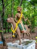 Thailändskt zodiakår Arkivfoto