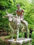 Thailändskt zodiakår Royaltyfri Bild