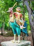 Thailändskt zodiakår Royaltyfri Foto