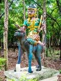 Thailändskt zodiakår Arkivfoton