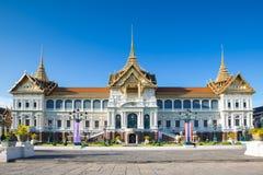 Thail kunglig storslagen slott i Bangkok Fotografering för Bildbyråer