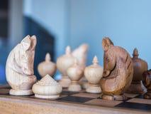 Thail?ndskt tr?schack royaltyfria bilder