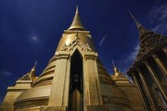 Thailabd, Bangkok, Imperial Palace Royalty Free Stock Photos
