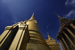 Thailabd, Bangkok, Imperial Palace Royalty Free Stock Image